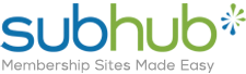 SubHub Help Center home page