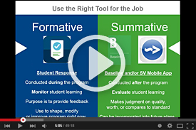 YouTube Video: Formative Assessment