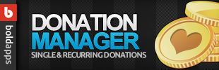Donations Manager